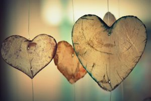 לבבות עלים
